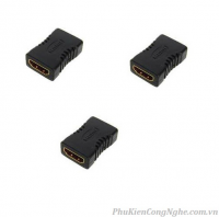 Đầu Nối HDMI 2 Đầu Âm