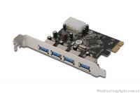 Card chuyển đổi PCI Express to USB 3.0