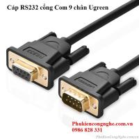 Cáp RS232 cổng Com 9 chân 3m âm dương chính hãng Ugreen UG-20147