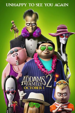 The Addams Family 2 2021 - Gia Đình Addams 2