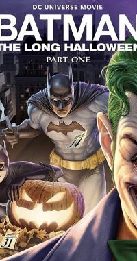 Batman: The Long Halloween Part One-Two 2021 - Người Dơi: Đêm Trường Halloween
