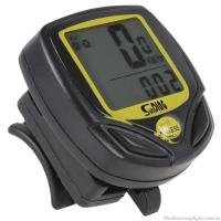 Đồng hồ đo tốc độ xe đạp không dây SunDing 548C
