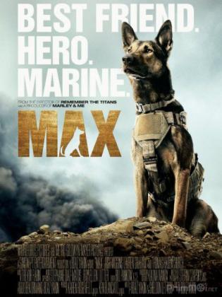 Chú Chó Max (2015)