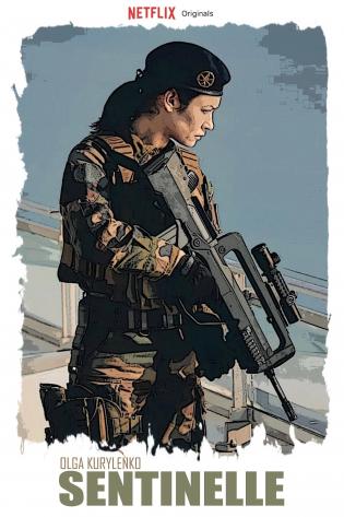 Sentinelle 2021 Nữ Quân Nhân